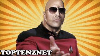 Download Top 10 Celebrities You Didn't Realize Were In Star Trek — TopTenzNet Video