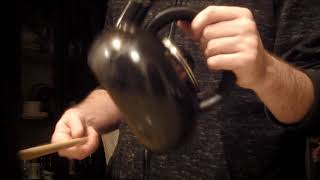 Download Wake 'N Break No. 1397 - Pitch Bending Samba On A Coffee Pot | Andrew McAuley (KindBeats) Video