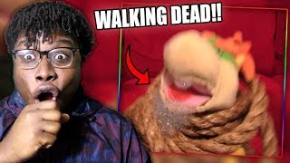 Download BOWSER JR. BECOMES A ZOMBIE! | SML Movie: Bowser Junior Gets Rabies Reaction! Video