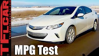 Download 2016 Chevy Volt MPG Real World Review: The Stealth Electric Car Video