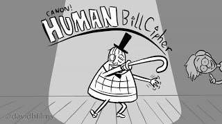 Download (Canon) HUMAN BILL CIPHER Storyboards/Animatic Video