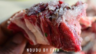 Download HOW TO MAKE THE PERFECT GHANAIAN SALTED BEEF (TOLO or TOOLOO BEEF) Video