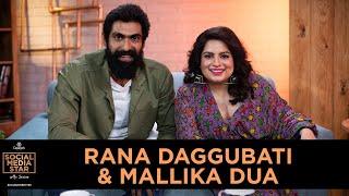 Download 'Social Media Star with Janice' E05: Rana Daggubati & Mallika Dua Video