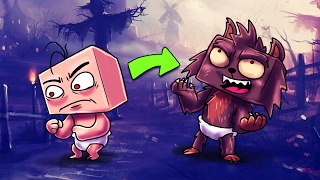 Download Minecraft | Who's Your Daddy? Baby + Werewolf = RUN! (Baby vs Werewolf) Video