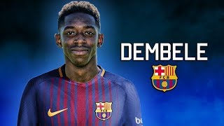 Download Ousmane Dembele 2017 ● Welcome to FC Barcelona - Skills & Goals HD Video