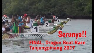 Download FINAL Dragon Boat Race Tanjungpinang Internasional Video