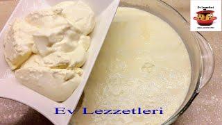 Download Yoğurt Nasıl Mayalanır- Taş Gibi Tam Kıvamında Yoğurt Yapımı- Ev Lezzetleri Video