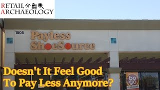 Download Payless ShoeSource: Doesn't It Feel Good To Pay Less Anymore? - Dead Mall & Retail Mini Documentary Video