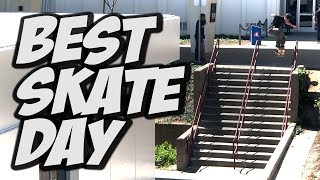 Download BEST SKATE DAY THIS YEAR !!! - NKA VIDS - Video