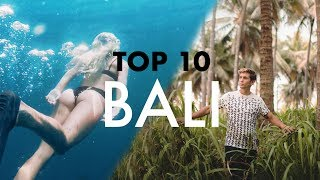 Download TOP 10 BALI (TRAVELLERS PARADISE) Video