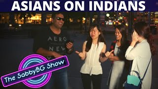 Download What do ASIANS know about INDIANS | Asians on India Video