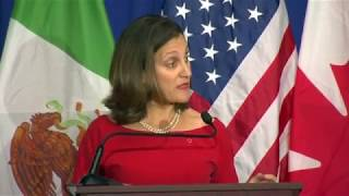 Download Nafta talks extended into first quarter of 2018 Video