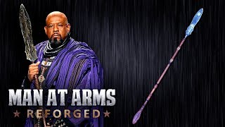 Download Zuri's Spear - Black Panther - MAN AT ARMS: REFORGED Video
