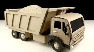 Download How to make Tata Dump Truck - Amazing Truck Toy Video