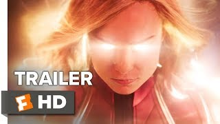Download Captain Marvel Trailer #1 (2019) | Movieclips Trailers Video