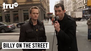 Download Billy on the Street - Neil Patrick Harris and Billy Ambush New Yorkers Video
