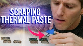 Download Is Intel's Thermal Paste ACTUALLY That Bad? Video