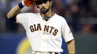Download Angel Pagan Giants Highlights Video