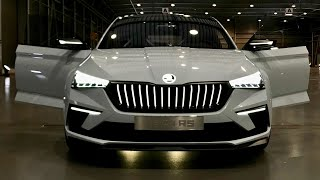 Download Skoda Vision RS | Al volante della Concept Car che anticipa la seg. C SCALA Video
