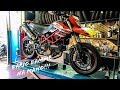 Download COME SBIELLARE UNA DUCATI HYPERMOTARD - CAMBIO OLIO - Video