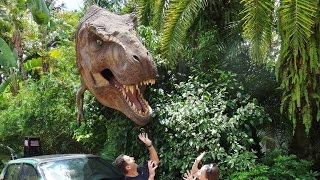 Download Jurassic World Ride Front Seat POV FPV - Universal Studio Orlando Video