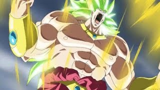 Download All Broly Forms And Transformations Video
