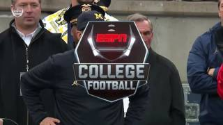 Download Jim Harbaugh Flagged for Unsportsmanlike Conduct Video