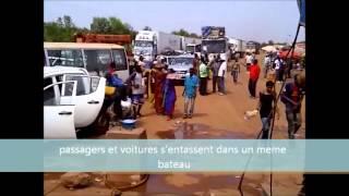 Download voyage mouvementé ″ de passage sur le ferry de Gambie ″ Video