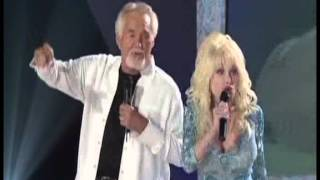Download Kenny Rogers; Dolly Parton - Island In The Streaam [#1 Duet, 15 Years Later] [2005] Video