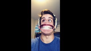 Download PLAYING WITH SNAPCHAT FILTERS!! Video