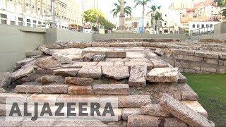 Download Former Brazil slave port declared a world heritage site Video