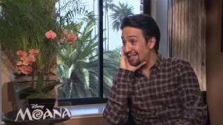 Download MOANA interview with Lin-Manuel Miranda Video