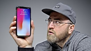 Download Removing The Notch From iPhone X Video