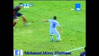 Download ملخص لمسات لاعب سموحة الجديد محمد مرسى #اللبان امام بتروجيت Video