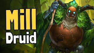 Download Mill Druid Decksperiment - Hearthstone Video