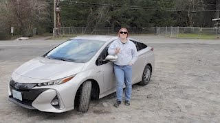 Download Is the 2017 Toyota Prius Prime a Compliance Car Or a Decent Plug-in You Should Consider? Video