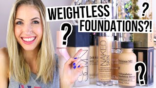 Download BUY OR BYE Weightless Foundations!? || What Worked & What Didn't Video