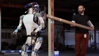 Download Robot gets hilariously abused Video