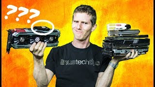 Download 6 REALLY UNUSUAL VIDEO CARDS! Video