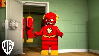 Download LEGO DC Super Heroes: The Flash clip - ″Morning with Flash″ Video