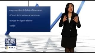 Download ¿Qué son los estados financieros? Video