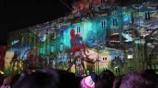 Download Fête des lumières Lyon 2016 - Damien Berrard Video