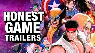 Download MARVEL vs. CAPCOM (Honest Game Trailers) Video