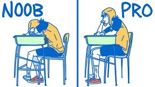 Download How To Sleep In Class Like A Professional (High School/College Edition) Video