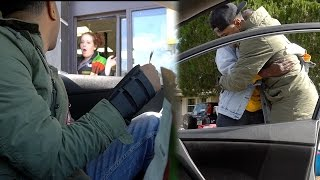 Download TIPPING DRIVE THRU WORKERS $100 !! SOMETHING AMAZING HAPPENED!!! (MUST WATCH) VLOG Video