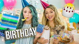 Download Opposite Twins Birthday Gift Exchange! Niki and Gabi Video