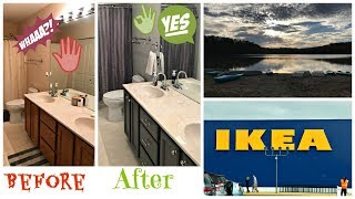 Download Renovating Our Bathroom, Camping, Ikea, Garage Sale Day, and more! Video
