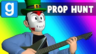 Download Gmod Prop Hunt Funny Moments - Teaching LEGIQN to Hunt! (Garry's Mod) Video