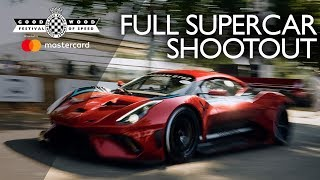 Download FOS 2018 full Supercar shootout Video