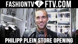 Download Philipp Plein Store Opening Antwerpen 2015 | FTV Video